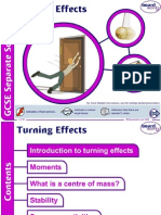 Turning Effects