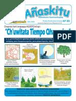 Revista Infantil Añaskitu 89