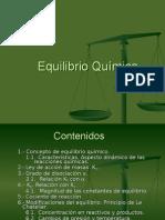 Equlibrio Quimico Final