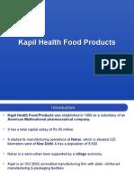 Kapil Health Food Products