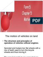 Motion Chapter 5