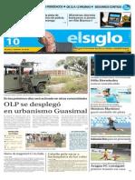 Edicion Impresa El Siglo 10-08-2015