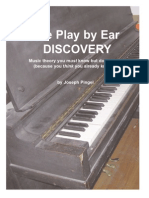 Play by Ear Discovery