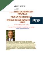 1 Er Page Du Site Du Dr.kesh Énergie Libre Etc en Français
