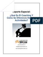 Extracto Que Es Coaching