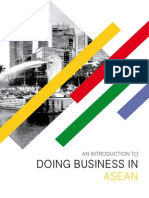 An Introduction to Doing Business in ASEAN - Preview