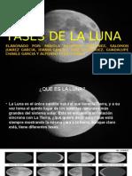 Fases de La Luna Elaborado Por Alfonso