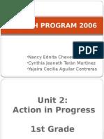 A1 x Equipo English Program 2006 - Sab 27092014
