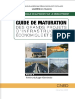 Guide de Maturation - Partie 1 - Méthodologie Générale