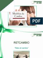 Modelos de Cambio - PPT