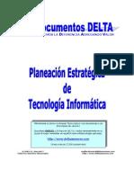 Planeacion Estrategica de Informatica
