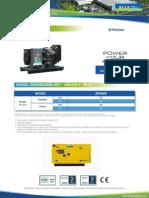 Brochure GenSet