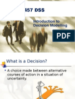 1-IntroductiontoDecisionModelling
