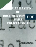 Manual Basico de Documentoscopia Para Policia Local