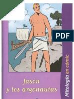 Jasón y los Argonautas cómic infantil-juvenil