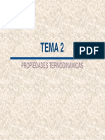 TERMO1-TEMA2 Propiedades Termodinamicas