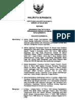 Perwali 1005 Pdam Surabaya