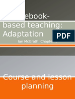 Coursebook Adaptation