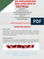 Peluang Implementasi Aset BMD di Indonesia