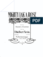 Mighty Lak'a Rose - Nevin