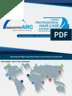 China Professional Hair Care Market