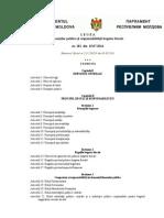 Legea finantelor publice şi responsabilităţii bugetar-fiscale