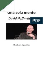 Una Sola Mente David Hoffmeister