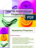 5 Mat Financiera Taller de Matemticas Financieras 2