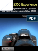 Nikon D5300 Experie