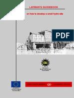Handbook for Hydro Electric Power Plants