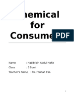 chemical for consumers