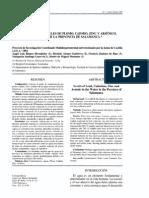 estudio de los niveles de plomo, cadmio, zinc en agua.pdf