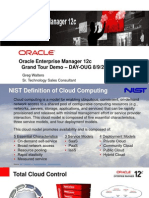 Total Cloud Control With Em12c