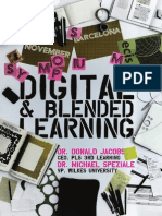 Digital and Blended Learning