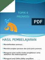 TOPIK 4-PROMOSI