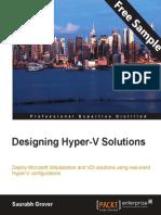 Designing Hyper-V Solutions - Sample Chapter