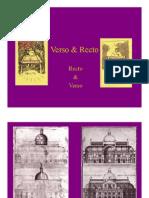 nottingam  2004 Verso & Recto