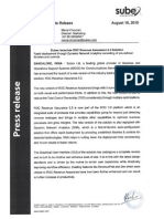 Subex launches ROC Revenue Assurance 5.3 Solution [Company Update]