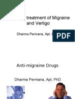 Obat Migren Dan Vertigo