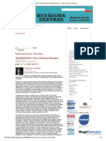 Bitácora Teatral_ Dramaturgo - Victor Viviescas Monsalve