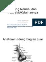 Hidung Normal dan Penyakit.pptx