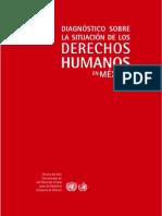 Diagnóstico Sobre La Situación de Los Derechos Humanos en Mexico Alto Comisionado ONU 2003