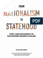 From Nationalism to Statehood