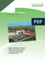 Biocos ülepítő rendszer