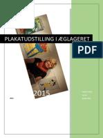 Plakaten i Æglageret 2015