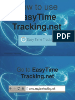 Alfredo_Fuentes_How to Use EasyTimeTracking