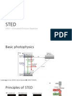 A brief introduction to STED microscopy