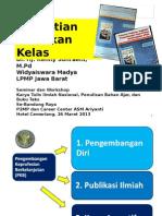 Publikasiilmiah & PTK