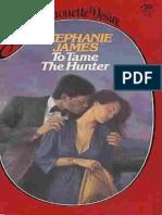 Jayne Ann Krentz (as Stephanie James) [a Novel 1982] - To Tame the Hunter