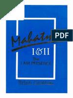 Brian Grattan Mahatma I II the I Am Presence
